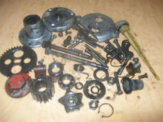1978 Honda XL125 XL 125 Motor Engine Parts Oil