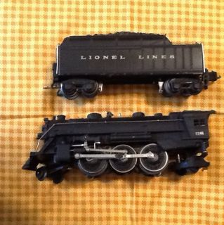 Lionel 224E 2224W Engine Tender Pre War
