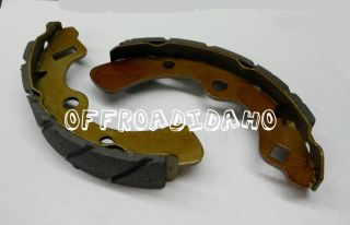 Rear Brake Shoes Kawasaki Mule 2010 2020 2030 2500 2510 2520 All Years