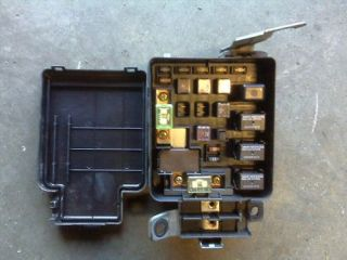 96 97 98 99 00 Honda Civic Main Engine Fuse Relay Box