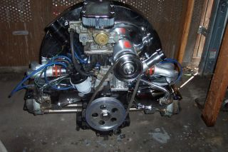 VW Trike Dune Buggy Dual Port Engine 2110 Weber Carb