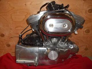 Harley Davidson Sportster XLH 1200 Motor 1994 Only 1 Owner