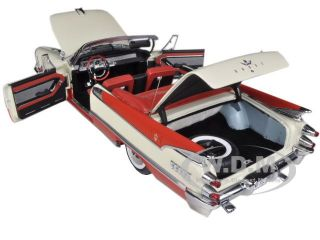 1959 Dodge Custom Royal Lancer Convertible Poppy Red Pearl 1 18