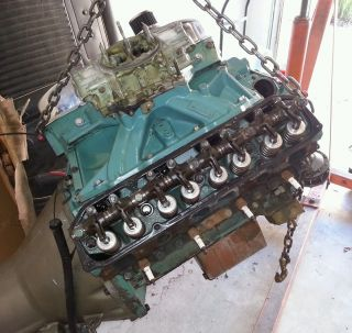 1974 440 Mopar HP Engine HP High Performance