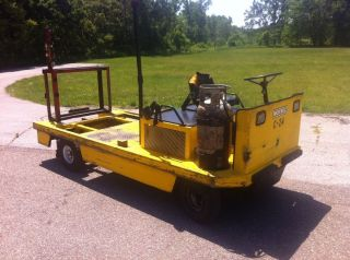 Propane Powered Vehicle VSG 413i 6005 A Engine Model No