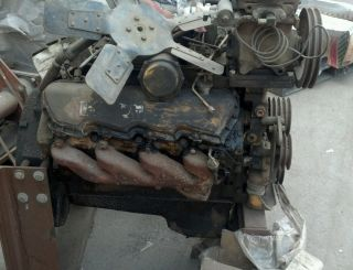 Caterpillar Cat 3208 Diesel Engine