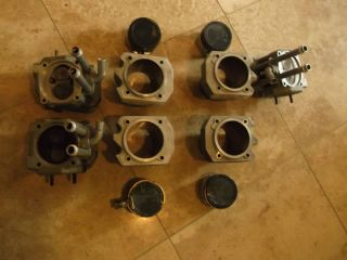 912s Cylinders Jugs Pistons Light Sport Aircraft Engine 912 914