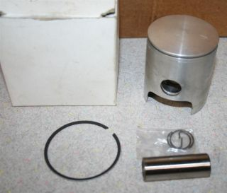 Kimpex Std Piston Kit for Yamaha GP 338 F 1973 79 Vintage Rings