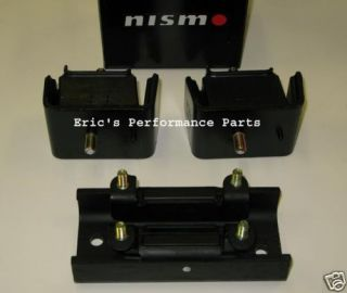 Nismo Engine Trans Mount Kit RB25DE r33 R34 Neo RB25