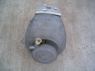 Snowmobile New Original NOS JLO Rockwell Complete Engine Model L395L