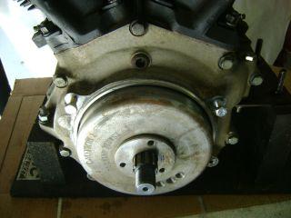 Harley Davidson Shovelhead Engine 1981