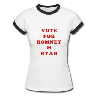 Vote For Romney & Ryan T Shirt 10930132