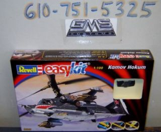 Revell Model Kit 6648 1 100 Kamov Hokum Easykit gms Customs Hobby