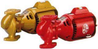 Bell and Gossett 106189 100 NFI Iron Booster Pump