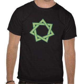 heptagramm heptagram tshirt