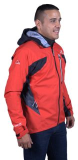 Eider Target System Goretex Active Shell Red Man. Vêtements homme